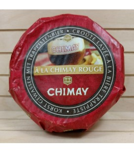 Chimay Trappist Cheese  à la Chimay Rouge 320 gr