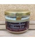 Ganzenrillettes-Rilettes d'Oie-Goose (meat paté made from geese) 180 gr