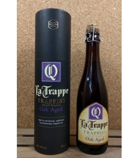 La Trappe Quadrupel Oak Aged Batch 26 37.5 cl