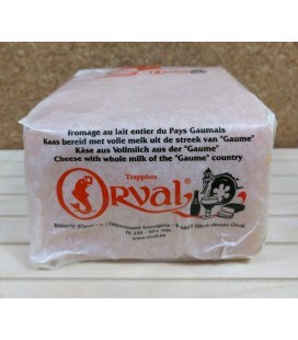 Orval Trappist Cheese : Fromage Trappiste d'Orval +1 kg