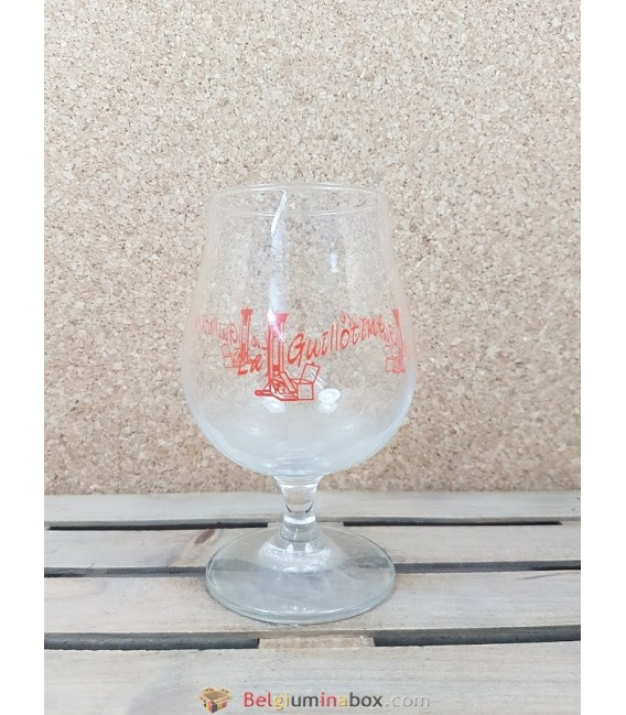 La Guillotine (large) Glass 25 cl