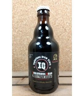 Inglorious Quad Whisky Barrel Aged Batch 3 2016 33 cl