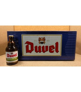 Duvel Tripel Hop Citra 2017 full crate 24 x 33 cl