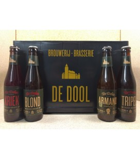 Ter Dolen mixed crate (Blond-Triple-Armand-Kriek) 24 x 33 cl