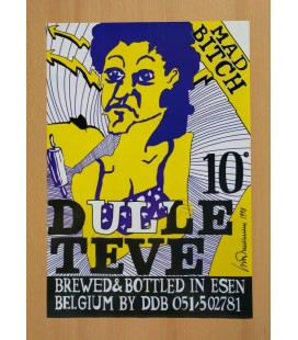 De Dolle Dulle Teve (Mad Bitch) Poster