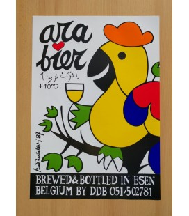 De Dolle Arabier Poster