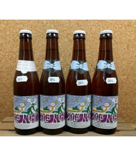 De Dolle Stille Nacht 2013-2014-2015-2016 4x33cl  4-Pack