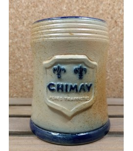 Chimay Trappist Mug (in stone)