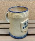 Chimay Trappist Mug (in stone)