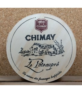 Chimay Le Poteaupré Cheese +/- 1 kg