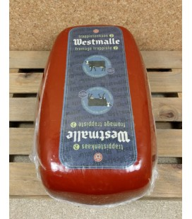 Westmalle Trappist Cheese 2+ month young +/- 2.6 kg