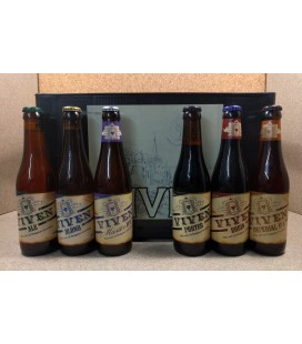 Viven mixed crate (6x4) 24 x 33 cl