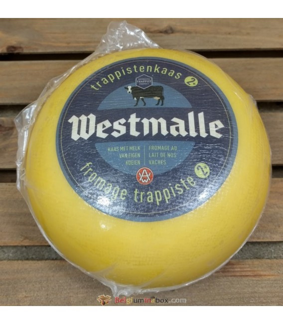 Westmalle Trappist Cheese (+2 mth) Ball of 1 kg