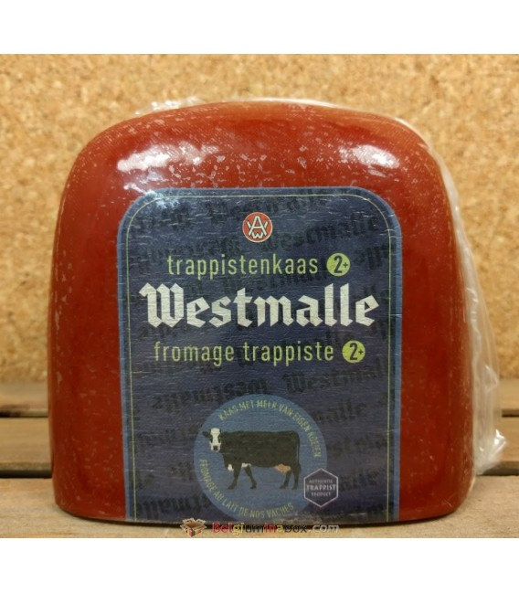 Westmalle Trappist Cheese +2 month young +/- 1.3 kg