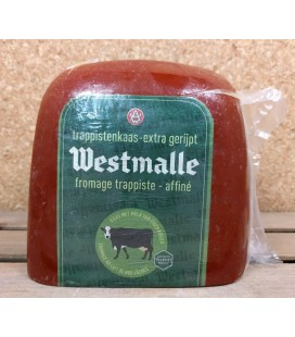 Westmalle Trappist Cheese 6+ month-old +/- 1.1 kg