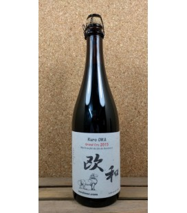 Kuro OWA Grand Cru 2015 75 cl