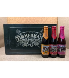 Timmermans Lambicus Fruit mixed crate (3x8) 24 x 25 cl