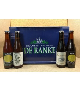 De Ranke mixed crate (4x6) 24 x 33 cl