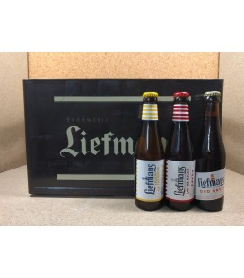 Liefmans mixed crate (3x8) 24 x 25 cl