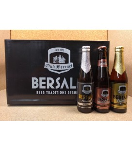 Oud Beersel Bersalis mixed crate (3x8) 24 x 33 cl