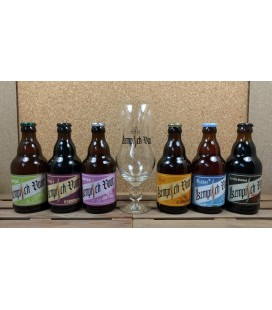 Kempisch Vuur 6-Pack + Glass