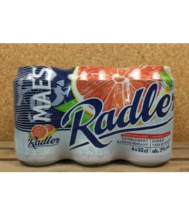 Maes Radler Pompelmoes (grapefruit) 6 x 33 cl Cans