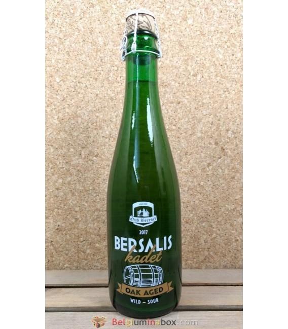 Oud Beersel Bersalis Kadet Oak Aged 2017 37.5 cl