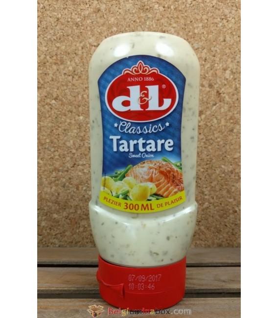 D&L Tartare 300 ml (squeezable bottle)