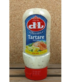 D&L Tartare 300 ml (squeezable bottle)