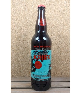 Oud Beersel & New Belgium Tansatlantic Kriek 62 cl