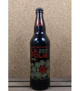 Oud Beersel & New Belgium La Folie 2017 Sour Ale 62 cl