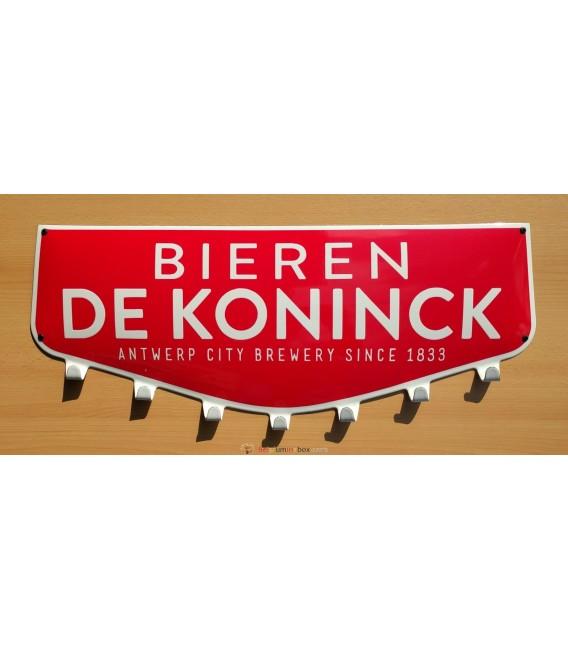 Bieren De Koninck coat hanger