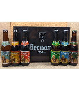 St Bernardus mixed crate (6x4) 24 x 33 cl