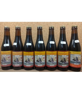 Pannepot Vintage Collection 2010-2016 7-Pack (7 x 33 cl)