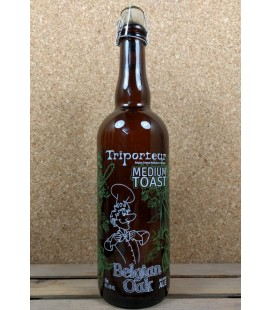 Triporteur Belgian Oak Medium Toast 75 cl