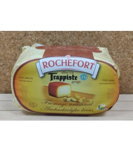 Rochefort Cheese made with Trappist Rochefort 8 350 gr