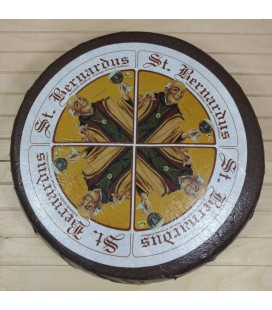 St Bernardus Abbey Cheese Wheel +/- 2.6 kg