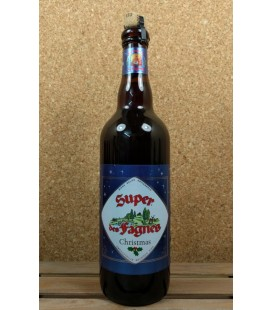 Super des Fagnes Christmas 75 cl