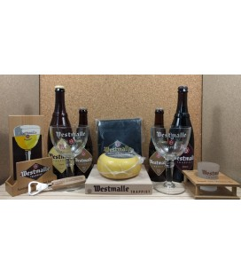 Westmalle Trappist Brewery Gift Box