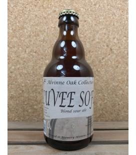 Alvinne Cuvée Sofie Blond Sour Ale 33 cl