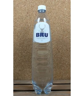 BRU Water (medium sparkling) 1.25 L