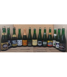 Oude Geuze Brewery Pack of 13 x 37.5 cl