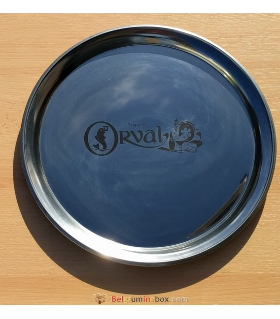 Orval Trappiste Beer Tray