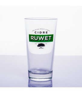 Cidre Ruwet Glass