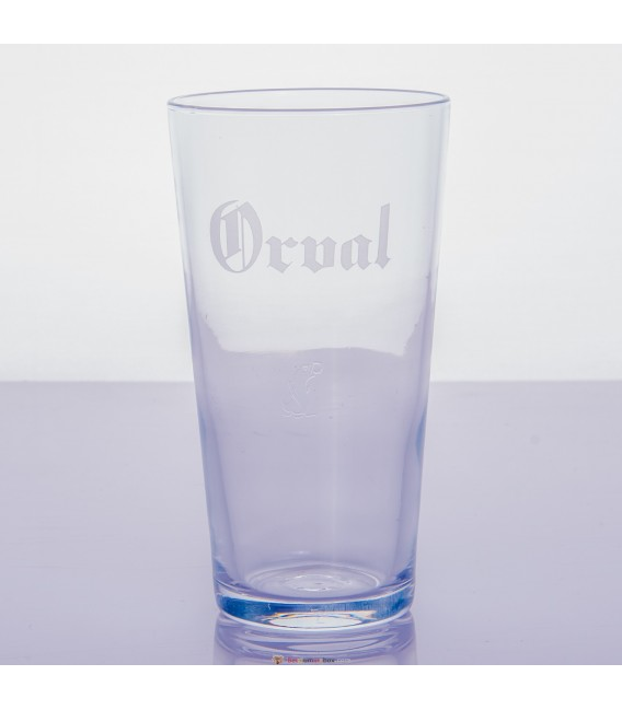 Orval Trappist Glass (stemless) 33 cl