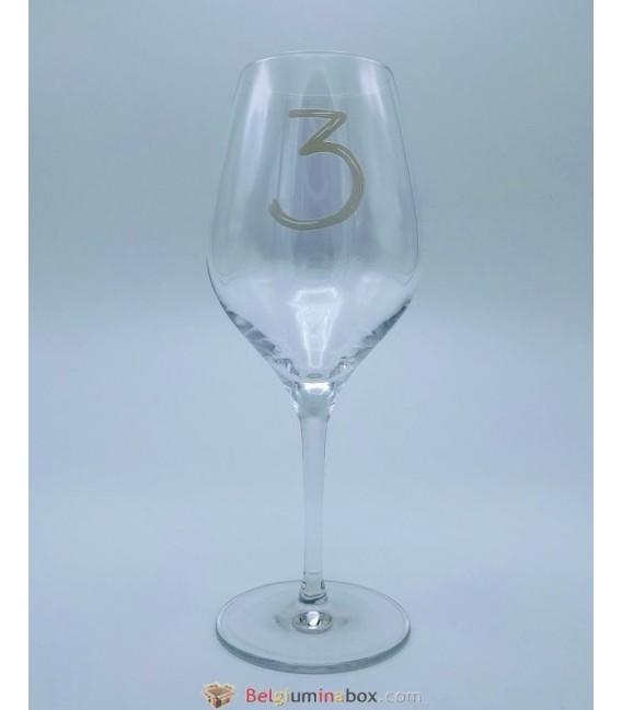 3 Fonteinen Fruit-Lambic Tasting Glass (small)