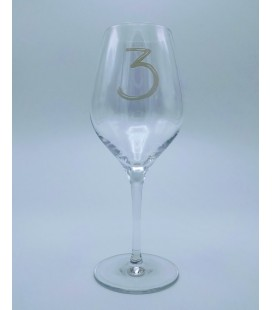 3 Fonteinen Fruit-Lambic Tasting Glass (small)