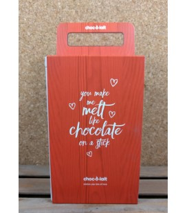 Choc-o-lait Chocolate Giftbox of 9 sticks