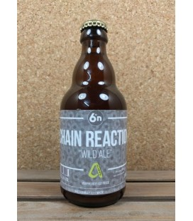 Alvinne Chain Reaction 6°N Wild Ale 33 cl