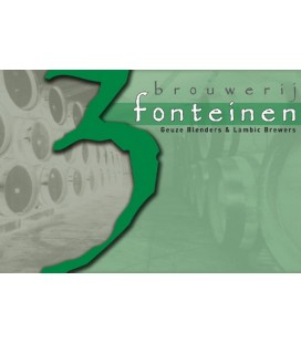 3 Fonteinen Oude Geuze Volume Pack 2017 37.5 cl